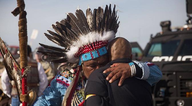 Prime Creator – Standing Rock
